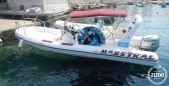 Speedboat Maestral 745 2011