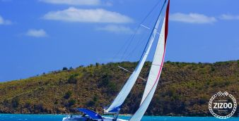 Sailboat Beneteau Cyclades 50.4 2016