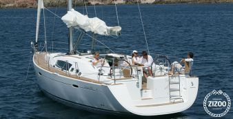 Sailboat Beneteau Oceanis 46 2009
