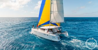 Catamaran Lagoon 39 2016