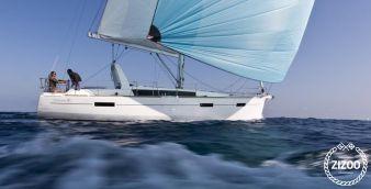 Sailboat Beneteau Oceanis 41 2016