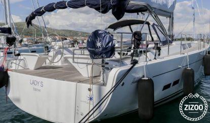 Zeilboot Hanse 575 (2014)