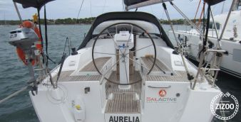 Sailboat Hanse 325 2014
