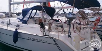 Sailboat Beneteau Cyclades 43 4.1 2007