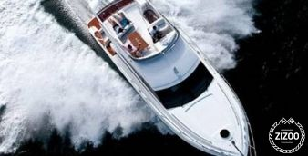 Motorboot Princess 42 Fly 2005