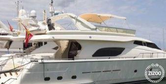 Motor boat Ferretti 80 2001