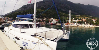 Catamaran Fountaine Pajot Lavezzi 40 2007