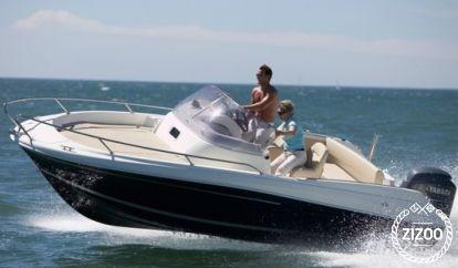 Speedboat Jeanneau Cap Camarat 6.5 WA (2012)