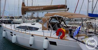 Sailboat Elan Impression 45 2015