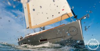 Sailboat Dufour 382 Grand Large 2017