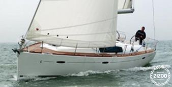 Sailboat Beneteau Oceanis 43 2009
