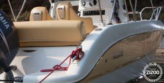 Motor boat Sessa 22 2012