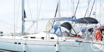 Sailboat Beneteau Oceanis Clipper 473 2003