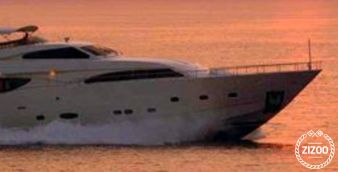 Motor boat Ferretti 112 2005