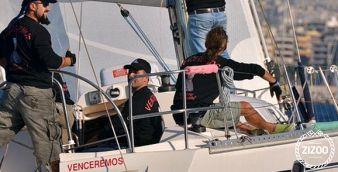 Sailboat Elan 40 2004