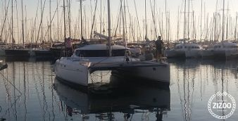 Catamaran Fountaine Pajot Bahia 46 2004