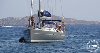 Sailboat Beneteau Oceanis Clipper 523 2006