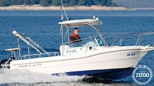Motoscafo Mediteran 19.5 2014