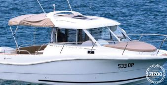 Motorboot Jeanneau Merry Fisher 725 2011