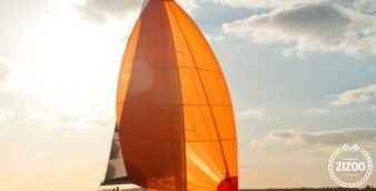Sailboat Hanse 345 2014