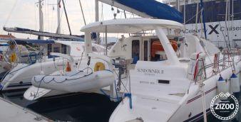 Catamaran Leopard 43 2007