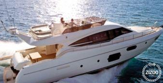 Motor boat Ferretti 620 2013