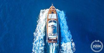 Motorboot Piantoni Fantasy 45 2008