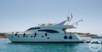 Motor boat Ferretti 680 2002
