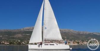 Sailboat Hanse 370 2008