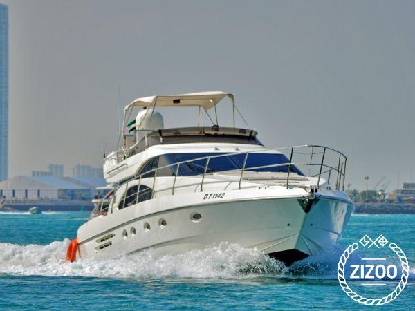 Motorboot Azimut 52 (2003)-1