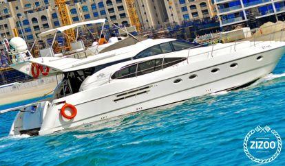 Barco a motor Azimut 52 (2003)