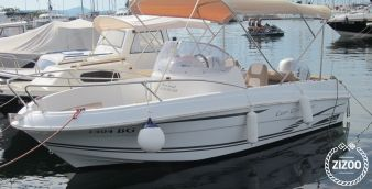 Rennboot Jeanneau Cap Camarat 5.5 CC 2012
