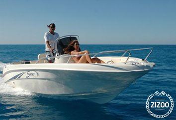 Speedboat Saver 550 Open (2012)