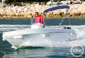Lancha motora Blumax 550 (2012)