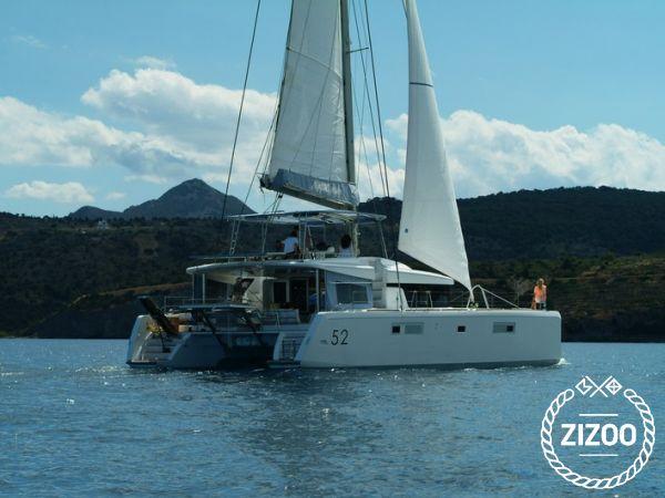 Catamarano Lagoon 52 (2013)-2