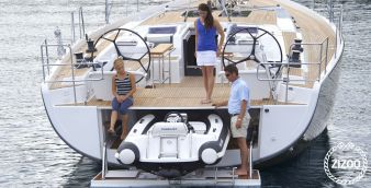 Segelboot Hanse 575 (2013)