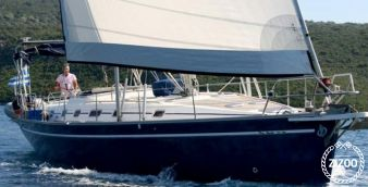 Sailboat Ocean Star 51.1 2000