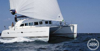 Catamaran Lagoon 410 2002