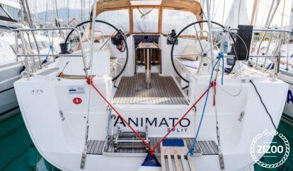 Segelboot Dufour 425 Grand Large (2010)
