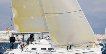 Sailboat Elan 37 2004