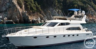 Motor boat Dalla Pieta 56 2004