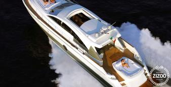 Motor boat Aicon 72 H 2007