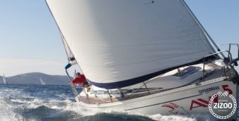 Sailboat Elan 431 1996