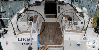 Sailboat Elan 45 2003