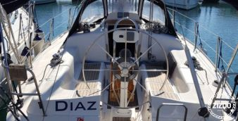 Sailboat Elan 36 2003