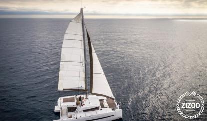 Catamarán Bali 4.0 (2017)