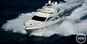 Barca a motore Azimut 62 2006