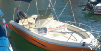 Motor boat Atomix 8.2 SC 2014