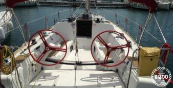 Sailboat Elan 350 2012