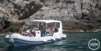 Motor boat Zodiac 7.2 2007